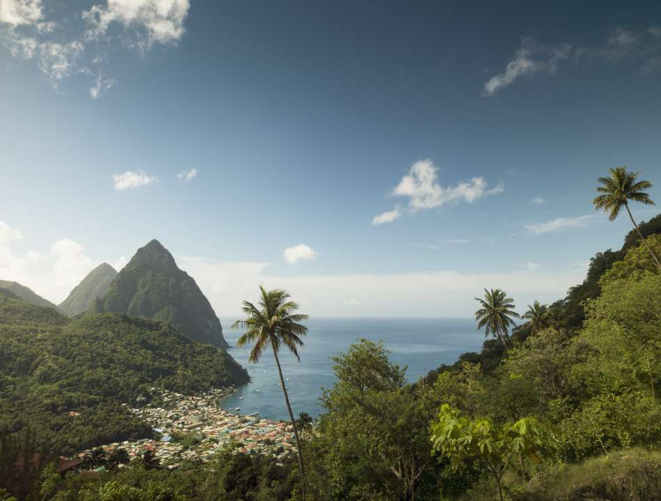 © Saint Lucia Tourist Board