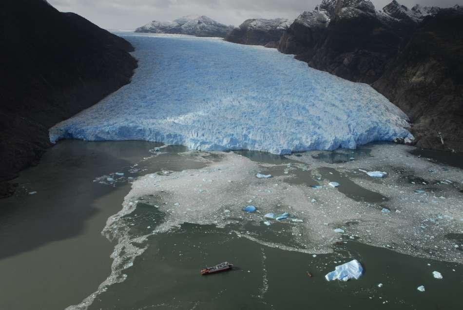 Chile | Gletscher San Rafael - Route Chonos | © Tourismo Skorpios