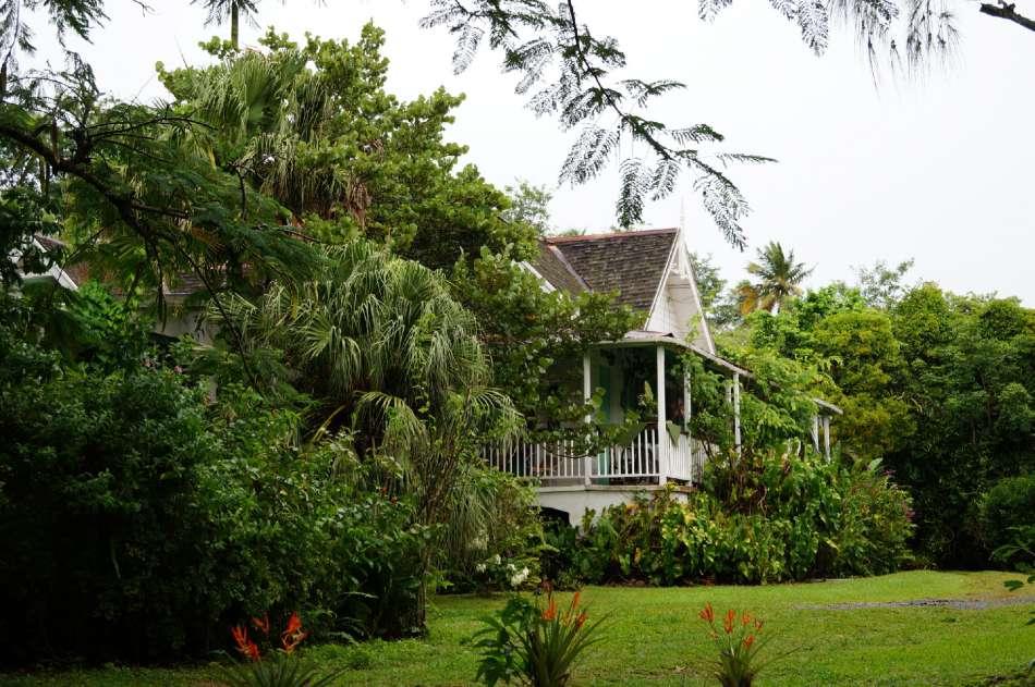 Balenbouche Estate   Das Herrenhaus   © Karibik Inside
